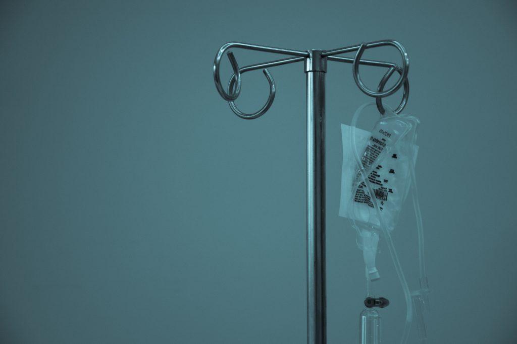 Knochenmarktransplantation durch Infusion
