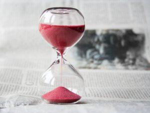 Zeit des Social distancing vergeht langsam