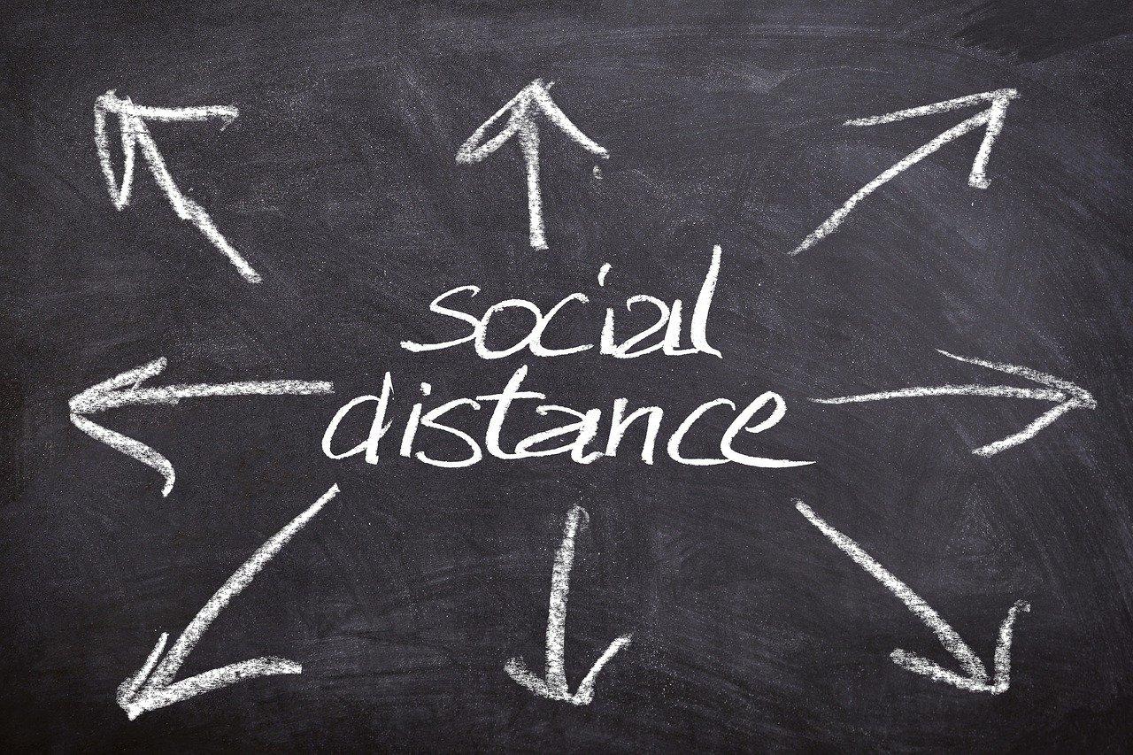 Social distancing bei GvHD