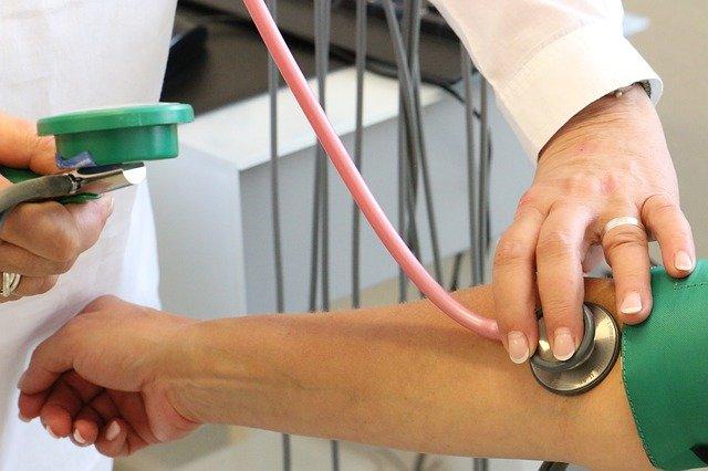 Patienten für Corona Impfstoff