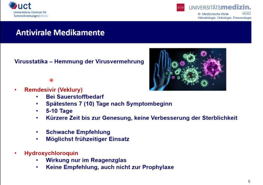 Covid 19 Virusstatika